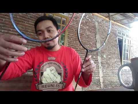 Review racket badminto protech chief price