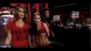 Brie Bella/Seth Rollins:Wake up Call:for Ally Rollins♥♥