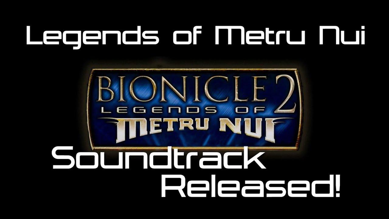bionicle legends of metru nui soundtrack