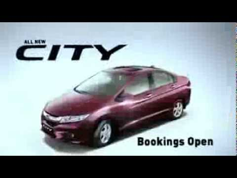 2014 Honda City - Indian market TVC