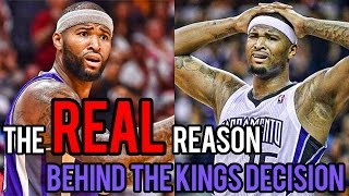 The REAL Reason The Kings Traded DeMarcus Cousins!