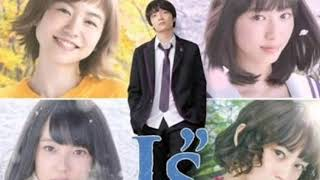 Ost dari dorama i's アイズ Migi Takezawa Music Japan.
