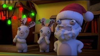 Die rabbids Invasion - Compilation Christmas special