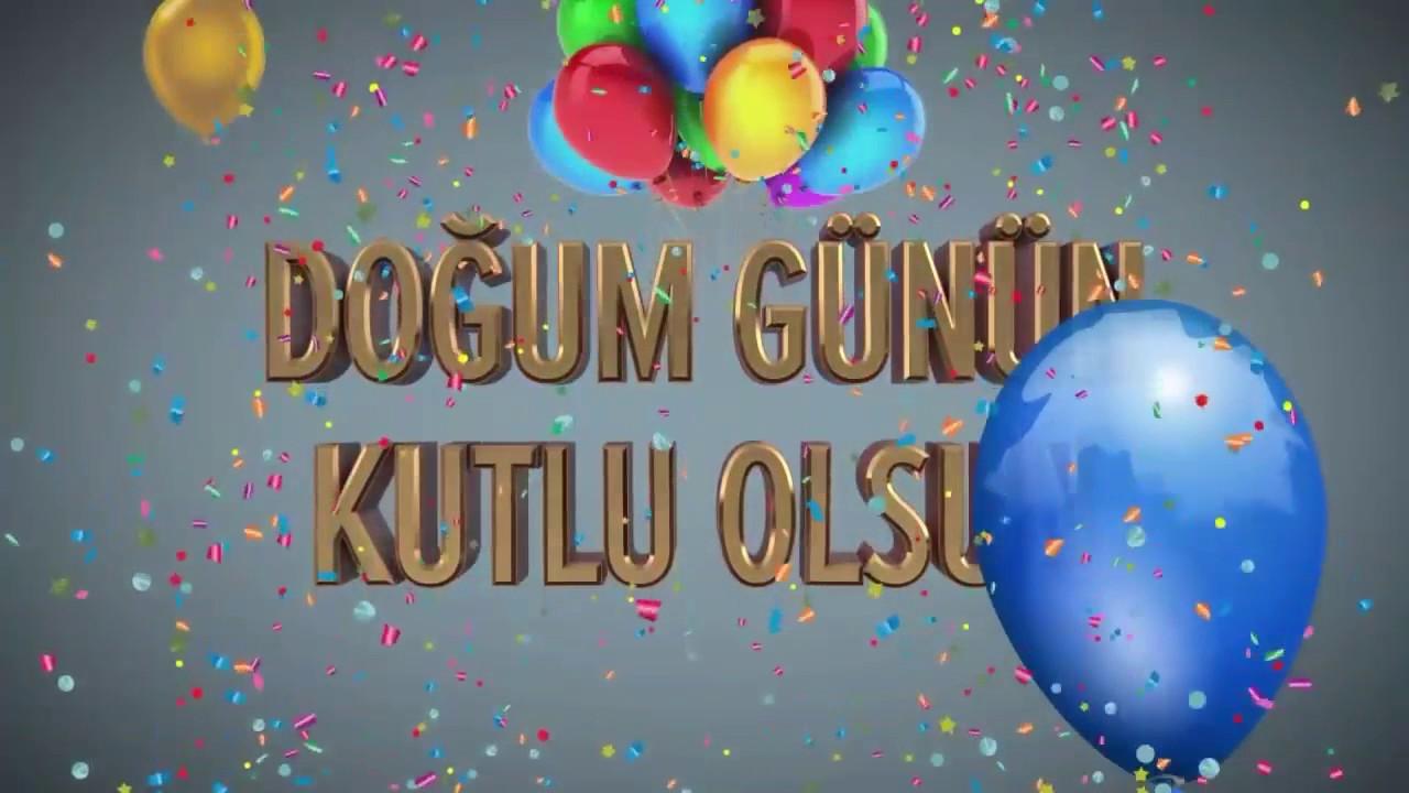 Картинка с днем рождения мужчине на азербайджанском языке