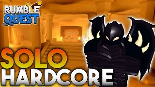 New Rpg Dungeon Crawler Game But Is It Good Roblox Rumble Quest - Rumble Quest Update Is Here Frozen Depths Grinding Roblox Live
