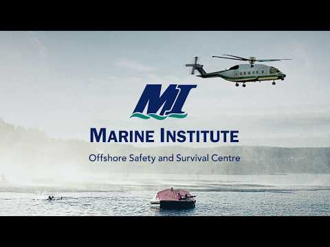 Marine Institute - Offshore Safety and Survival Centre