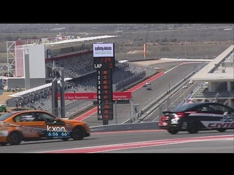 Grand Am racing makes its Austin debut