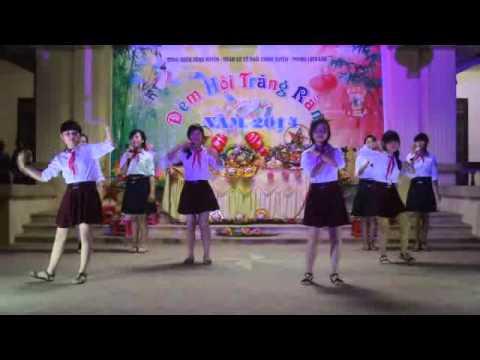 Bay cao tiếng hát ước mơ - THCS Phan Bội Châu