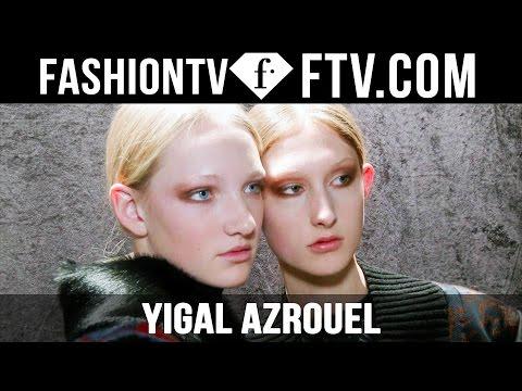 Yigal Azrouel Makeup at New York Fashion Week 16-17 | FashionTV