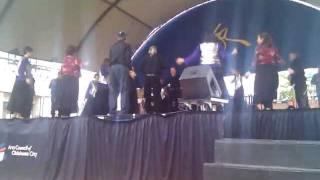Davidic Dance with Rosh Pinah