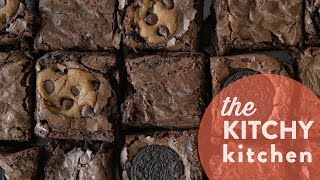 5 Ways to Up Your Brownie Game // The Kitchy Kitchen