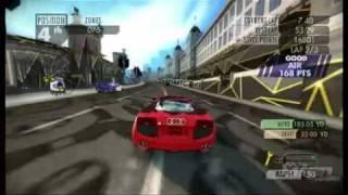 Need for Speed: Nitro Gameplay