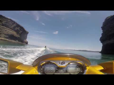 Bell Island Coastal Tour - Conception Bay, NL, Canada (Seadoo RXT)