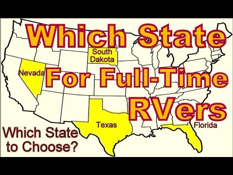 Where to Make your State Residence and How to Do it