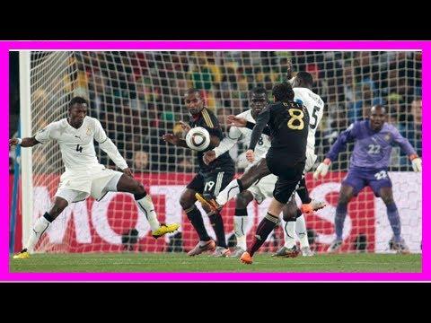 Breaking News | Remembering Mesut Ozil's goal for Germany against Ghana in 2010