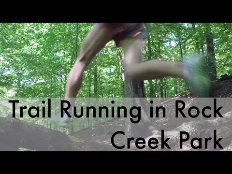 Trail Running in Rock Creek Park with Jason Fitzgerald
