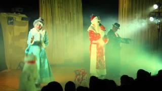 Кинотеатр Москва , новогоднее представление