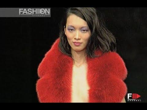 SONIA RYKIEL Spring Summer 1998 Paris - Fashion Channel