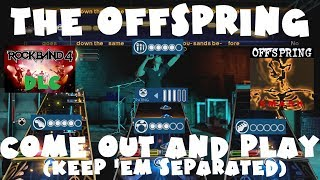 The Offspring - Come Out and Play (Keep 'Em Separated) - Rock Band 2 & RB4 DLC (Nov 22nd 2018)