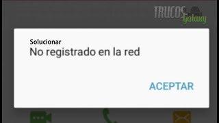 Cambiar Imei No Registrado En la Red Solucion