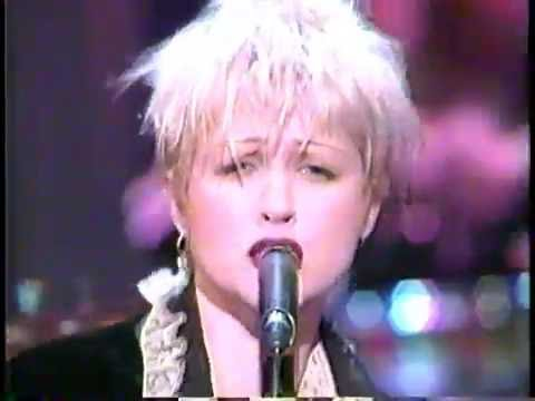Cyndi Lauper American Music Awards Kenny Rogers