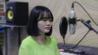 SIA & DAVID GUETTA - Flames (cover by 박서연) Video
