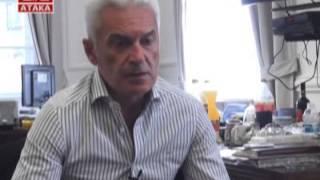 Волен Сидеров даде интервю на Джон Фефър