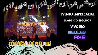 Banda Anjos da Noite | Vivo Rio | Medley Axé