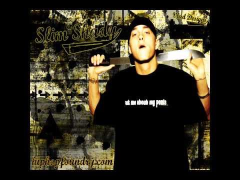 Eminem - Ass like that {Instrumental}