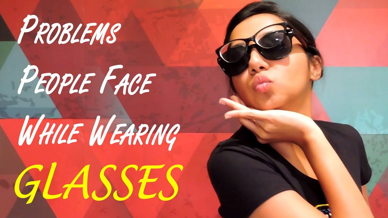 Problems People Face While Wearing Glasses | Latest Funny Videos | Mostly Sane
