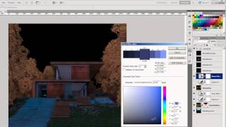Compositing Your V-Ray Renderings In Photoshop With 32bit Render Channels