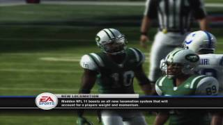 Video Review: What to Expect in Madden NFL 11