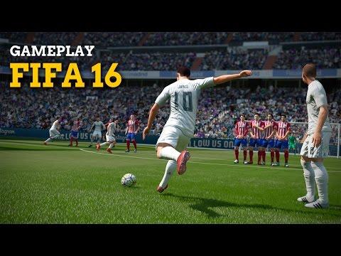 FIFA 16: gameplay y análisis