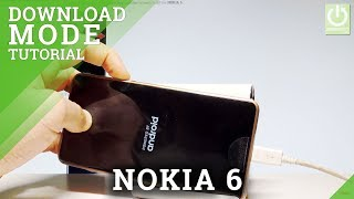 Download Mode in NOKIA 6 - Enter & Quit NOKIA Download Mode