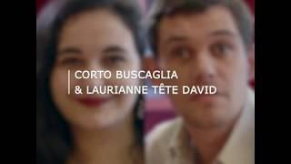 Corto et Laurianne témoignent de leur expérience de volontariat