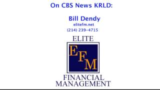 Bill Dendy: Changes In The American Dream