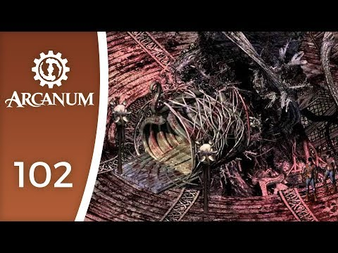 I'm The Horror Among The Dark Elves - Let's Play Arcanum: Of Steamworks And Magick Obscura #102