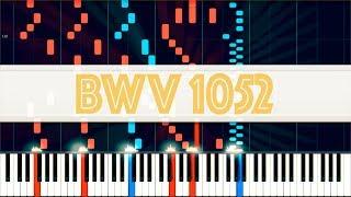 Harpsichord Concerto No. 1 in D minor, BWV 1052 // J. S. Bach