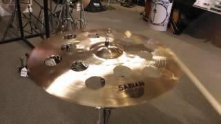 sabian b8 pro ozone crash cymbal 16
