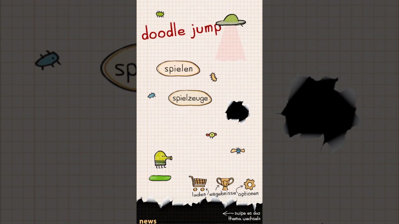 Doodle jump - YouTube