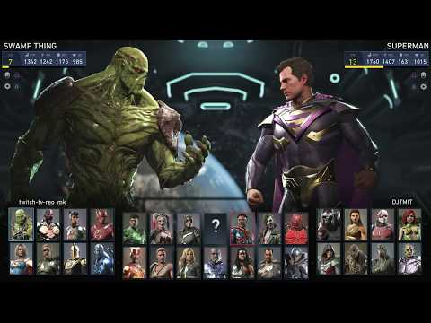 Injustice 2 - King of the Hill ft. DJT, MIT, Zyphox