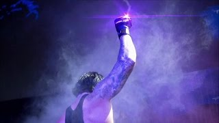 Celebrate 25 years of The Undertaker at Survivor Series