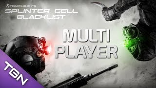 ★ Splinter Cell Blacklist : Multiplayer