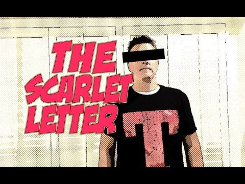 the scarlet letter chapter 17