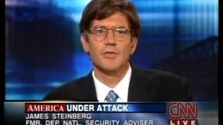 CNN 9-11-2001 News Coverage 11:00 PM - 12:00 AM