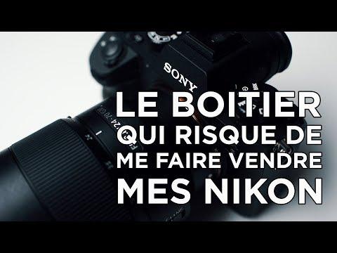 MES IMPRESSIONS DU SONY A9 (FRANCAIS)