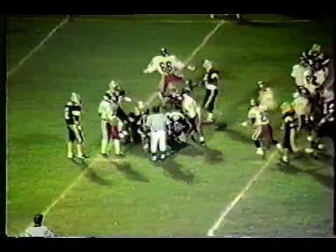 South Gate Rams 1989 Season Highlights (Part 2: At Wilson)