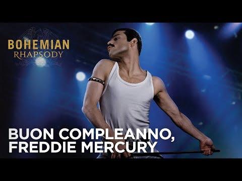 Bohemian Rhapsody | Buon compleanno, Freddie HD | 20th Century Fox 2018