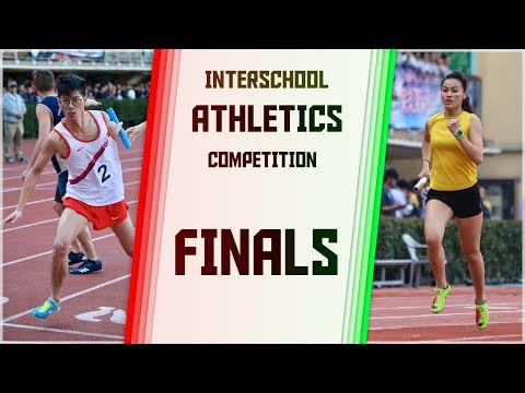 2019 Inter-School Athletics Competition D1 (Finals) LSC x GHS Live Broadcast