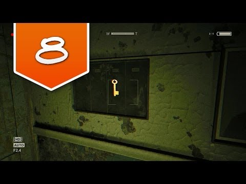Outlast (PS4) - Gameplay Walkthrough -...